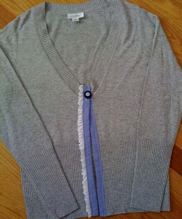 Reconstructed-sweater