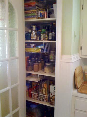 Clean-pantry