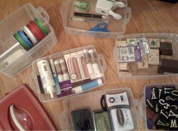 Stamp-supplies