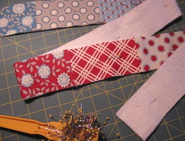 Patchwork-strip-with-batting