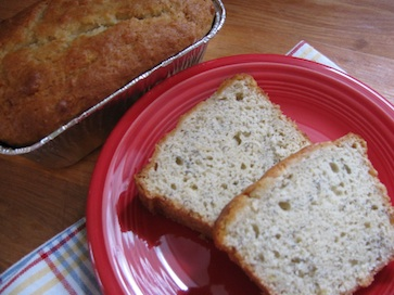 Banana bread sm