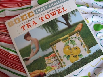 Tea towel book sm