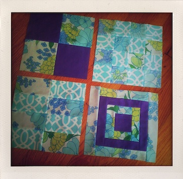 Vintage sheet blocks sm