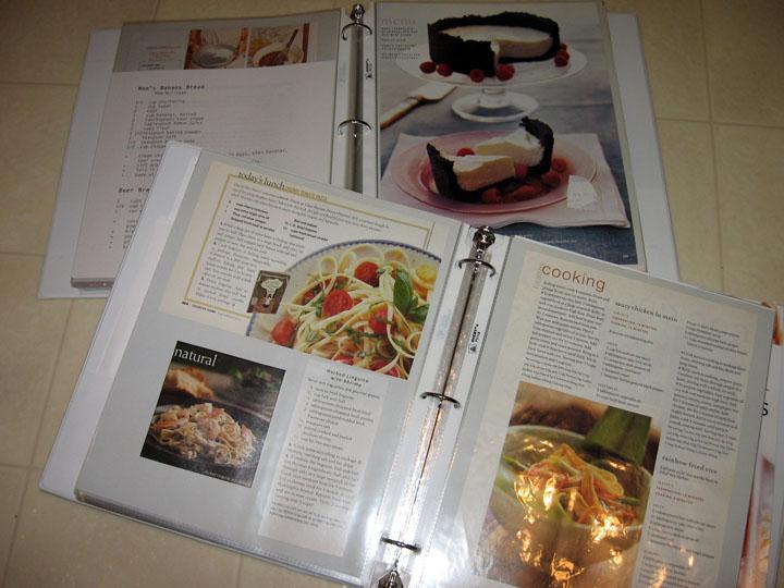Recipe_binders